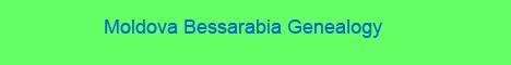MOLDOVA BESSARABIA GENEALOGY